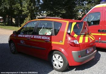 <h2>Véhicule radio médicalisé - Liévin - Pas-de-Calais (62)</h2>