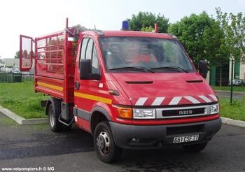 Véhicule de transport, Sapeurs-pompiers, Seine-et-Marne (77)