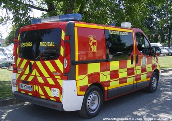 <h2>Véhicule de secours médical - La Tour-du-Pin - Isère (38)</h2>
