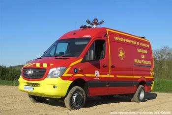 Véhicule pour interventions en milieu périlleux, Sapeurs-pompiers, Ardèche (07)