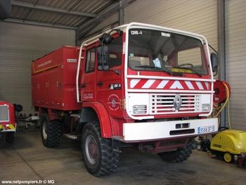 Dévidoir automobile, Sapeurs-pompiers, Bouches-du-Rhône (13)