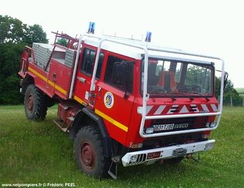 <h2>Camion-citerne pour feux de forêts - Ailly-sur-Noye - Somme (80)</h2>