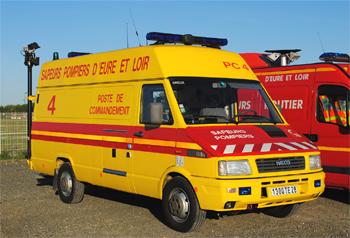 <h2>Véhicule poste de commandement - Dreux - Eure-et-Loir (28)</h2>