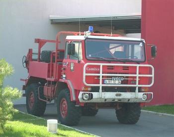 <h2>Camion-citerne pour feux de forêts - Frontignan - Hérault (34)</h2>