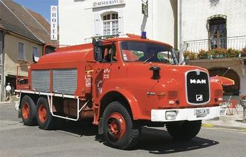 <h2>Camion-citerne d'incendie - Bucey-les-Gy - Haute-Saône (70)</h2>