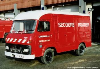 <h2>Véhicule de secours routier - Gargenville - Yvelines (78)</h2>
