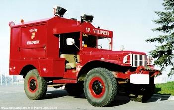 <h2>Véhicule de secours routier - Villepreux - Yvelines (78)</h2>