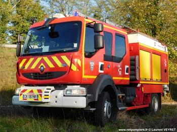 <h2>Camion-citerne rural - Saint-Genix-sur-Guiers - Savoie (73)</h2>