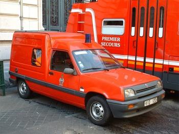 Véhicule pour interventions diverses, Sapeurs-pompiers de Paris,  ()