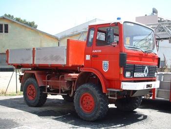 Véhicule de transport, Sapeurs-pompiers, Corse-du-Sud (2A)