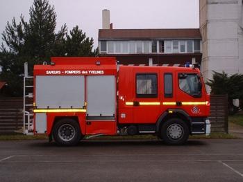 <h2>Fourgon-pompe tonne - Maurepas - Yvelines (78)</h2>