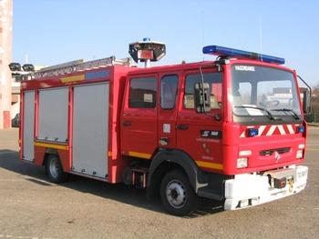 Véhicule de secours routier, Sapeurs-pompiers, Moselle (57)