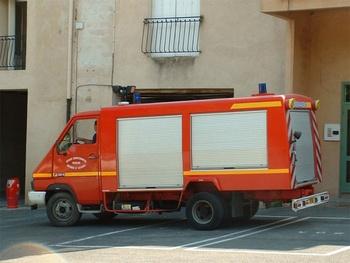 Véhicule de secours routier, Sapeurs-pompiers, Vaucluse (84)