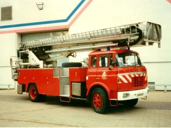 Camion bras élévateur articulé, Sapeurs-pompiers, Rhône (69)
