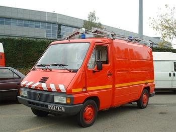 Véhicule pour interventions diverses, Sapeurs-pompiers, Yvelines (78)