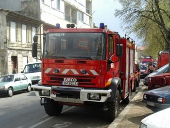 <h2>Véhicule de secours routier - Libourne - Gironde (33)</h2>
