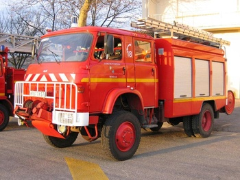 <h2>Fourgon-pompe tonne - Rombas - Moselle (57)</h2>