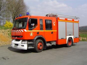 Fourgon-pompe tonne secours routier, Sapeurs-pompiers, Territoire-de-Belfort (90)