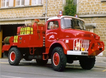 <h2>Camion-citerne pour feux de forêts -  - Ardennes (08)</h2>