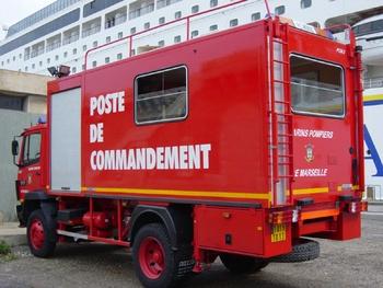 <h2>Véhicule poste de commandement - Marseille - Bouches-du-Rhône (13)</h2>