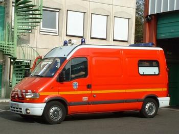 Véhicule de secours et d'assistance aux victimes, Sapeurs-pompiers, Essonne (91)