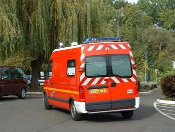 Véhicule de secours et d'assistance aux victimes, Sapeurs-pompiers, Essonne