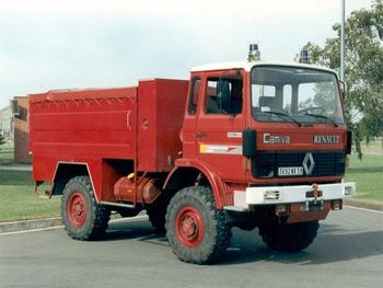 Dévidoir automobile, Sapeurs-pompiers, Nord (59)