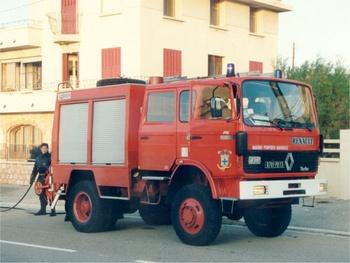 <h2>Fourgon-pompe tonne - Marseille - Bouches-du-Rhône (13)</h2>