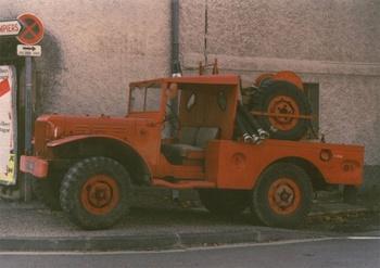<h2>Camion-citerne pour feux de forêts - Le Thor - Vaucluse (84)</h2>