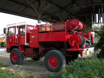 <h2>Camion-citerne pour feux de forêts - Saint-leger-en-Yvelines - Yvelines (78)</h2>