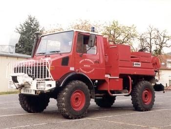 <h2>Camion-citerne pour feux de forêts - Forbach - Moselle (57)</h2>