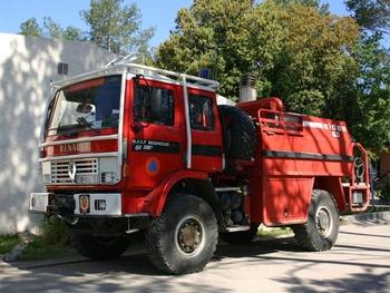 <h2>Camion-citerne pour feux de forêts - Brignoles - Var (83)</h2>