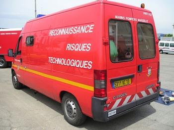 <h2>Véhicule pour interventions à risques technologiques - Marseille - Bouches-du-Rhône (13)</h2>