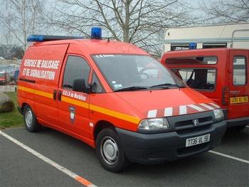 <h2>Véhicule de protection et de sécurité - Auray - Morbihan (56)</h2>