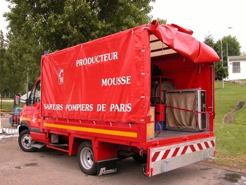 <h2>Producteur de mousse -  ()</h2>