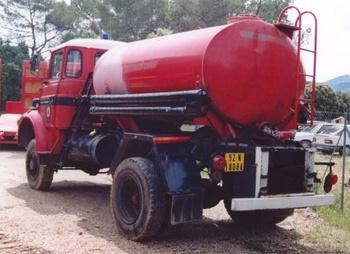 <h2>Camion-citerne de grande capacité - Brignoles - Var (83)</h2>