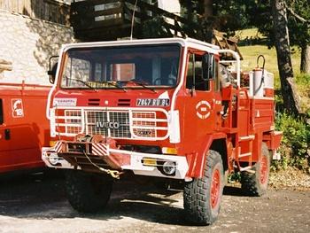 <h2>Camion-citerne pour feux de forêts - Malaucene - Vaucluse (84)</h2>