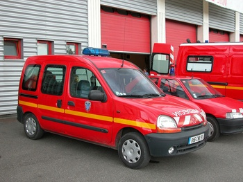 Véhicule radio médicalisé, Sapeurs-pompiers, Essonne (91)