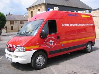 <h2>Véhicule pour interventions à risques technologiques - Charleville-Mezieres - Ardennes (08)</h2>