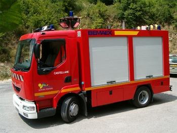 <h2>Véhicule de secours routier - Castellane - Alpes-de-Haute-Provence (04)</h2>