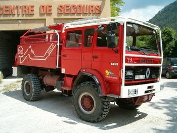 <h2>Camion-citerne pour feux de forêts - Castellane - Alpes-de-Haute-Provence (04)</h2>