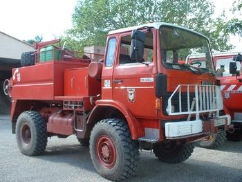 <h2>Camion-citerne pour feux de forêts - Ceilhes - Hérault (34)</h2>
