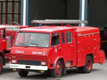 <h2>Fourgon-pompe tonne - Etampes - Essonne (91)</h2>