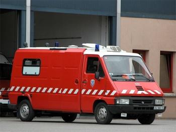 <h2>Véhicule de secours et d'assistance aux victimes - Cerny/La Ferté-Alais - Essonne (91)</h2>