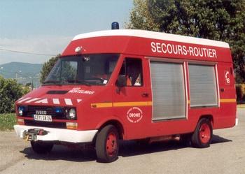 <h2>Véhicule de secours routier - Montelimar - Drôme (26)</h2>