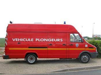 Véhicule de secours nautique, Sapeurs-pompiers, Essonne (91)