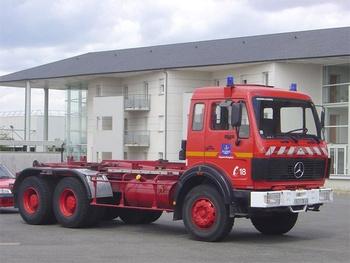 Véhicule porte-cellule, Sapeurs-pompiers, Loiret (45)