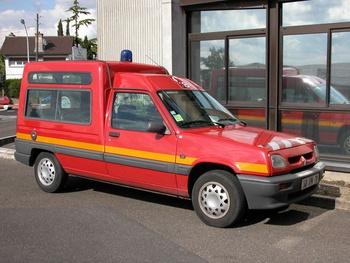 Véhicule de liaison, Sapeurs-pompiers, Yvelines (78)
