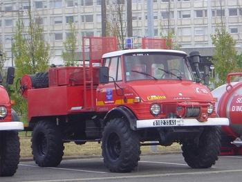 <h2>Camion-citerne pour feux de forêts - La Ferté-Saint-Aubin - Loiret (45)</h2>
