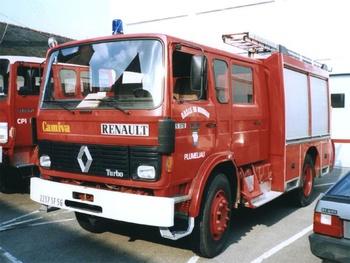 <h2>Fourgon-pompe tonne - Plumeliau - Morbihan (56)</h2>